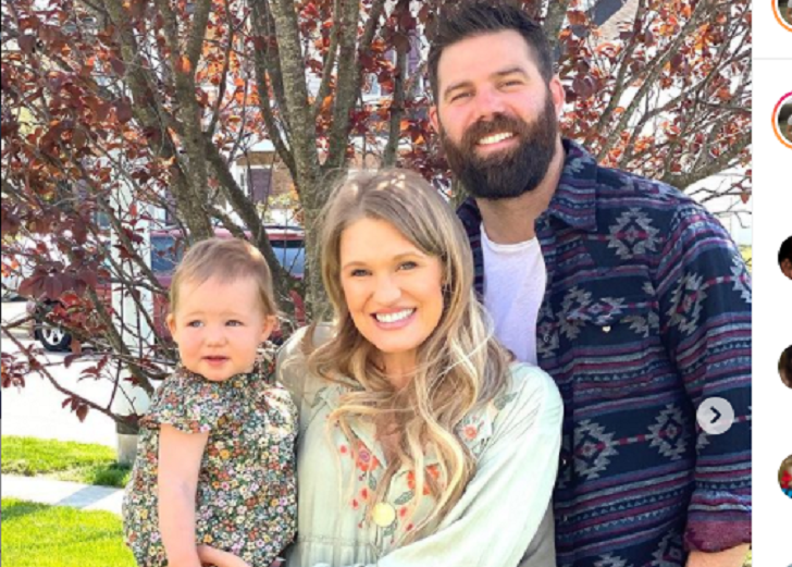 Jordan Davis Is Expecting Second Kid With Wife Kristen; Married Life