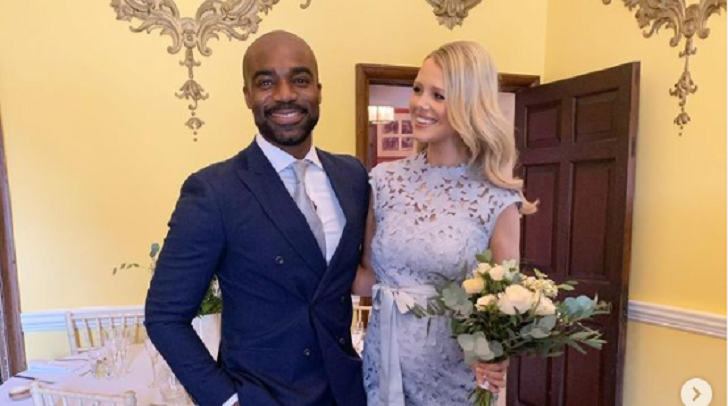 Ore Oduba's Wife Is Pregnant; Expecting Second Kid! How Is His Married Life Going On?