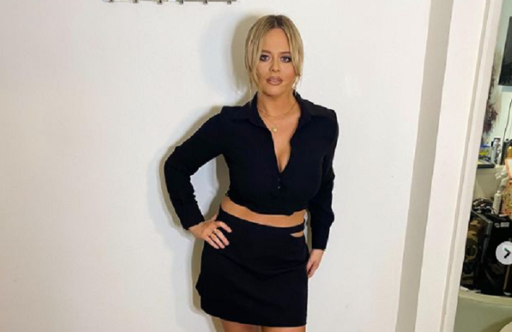 Emily Atack Has Found Love Again; Who Is She Dating Now?