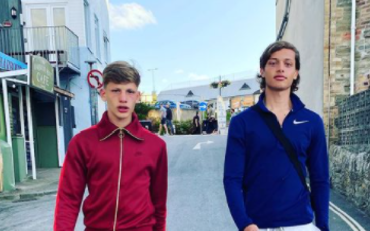 Jeff Brazier's Both Sons Bobby Jack Brazier, 18, And Freddie Brazier, 16 Are Now Models: More Details Of Their Career