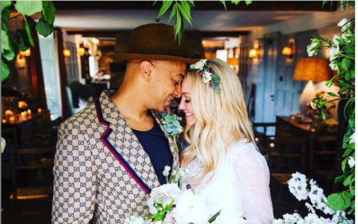 Spice Girl's Emma Burton And Jade Jones After 21 Years Of Relationship And Two Kids Finally Said I Do: More Details Here