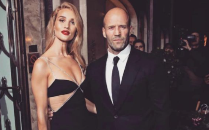 Rosie Huntington-Whiteley Is Pregnant With Second Child: Engaged To Fiancé Jason Statham