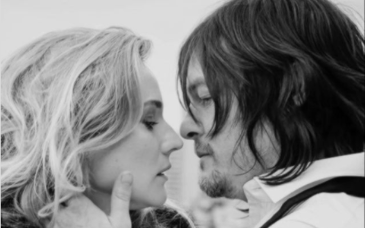 Are Diane Kruger And Norman Reedus Engaged After Four Years Of Relationship?
