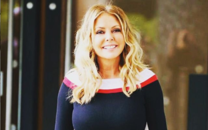 Glowing At 60, Carol Vorderman Sizzles In Her Recent Vacation Picture: What Is She Doing Now? Net Worth And Family Life