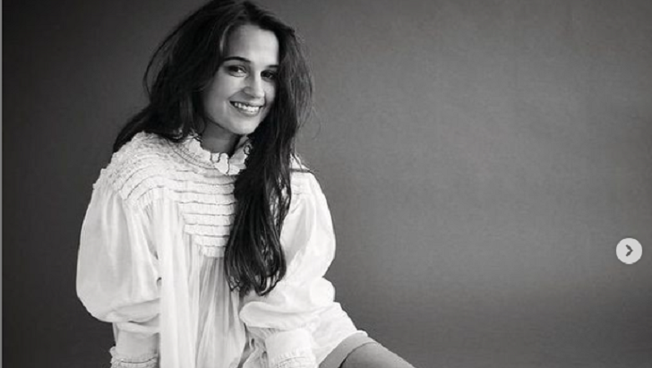 Alicia Vikander Has Welcomed First Child With Husband Michael Fassbender