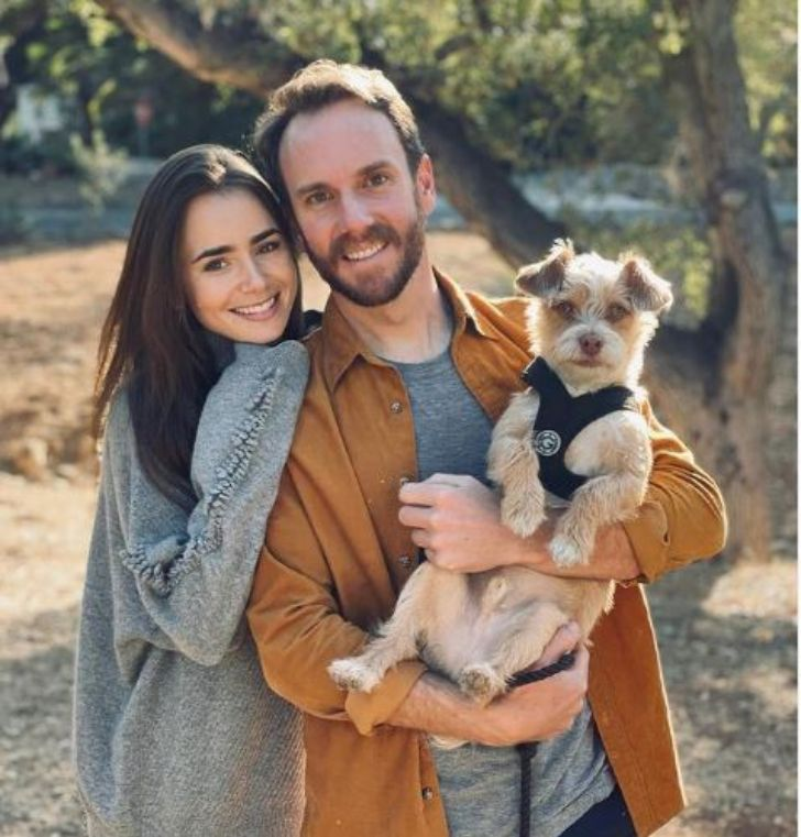 Actress Lily Collins And Director Charlie McDowell Said I Do's In A Private Wedding Ceremony-Details Here