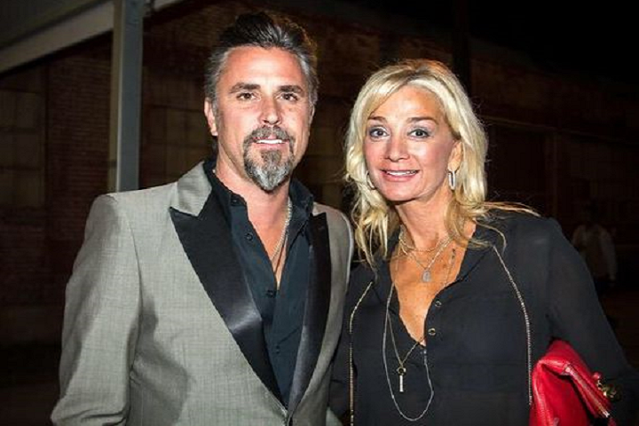 Suzanne Mergele and Richard Rawlings