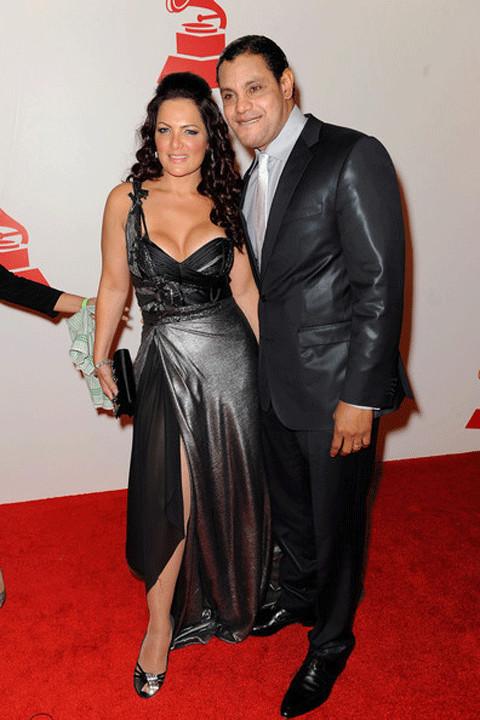 Sammy Sosa and Sonia Rodriguez