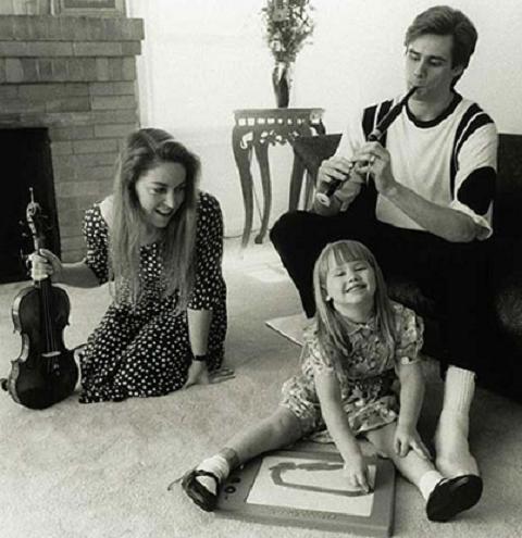 Melissa Womer's Family