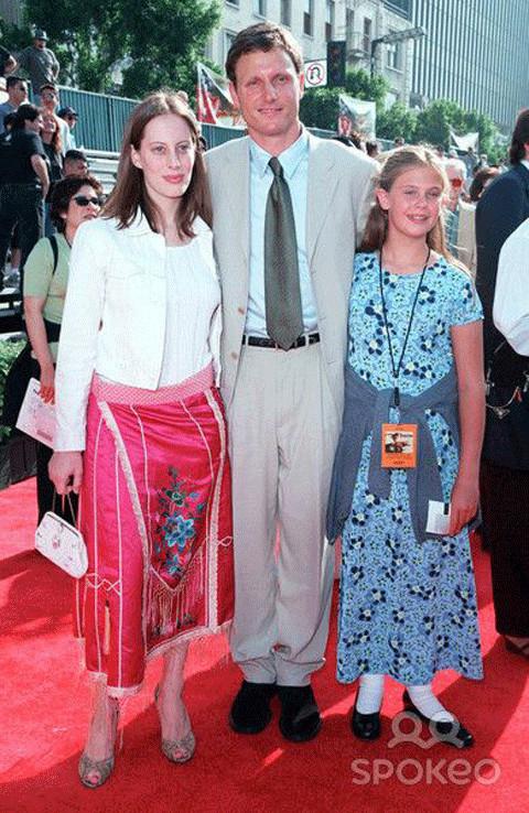 Tony Goldwyn's Daughters