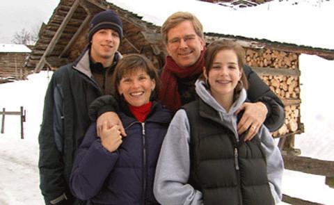 Rick Steves's Family