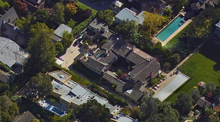 Larry Page House California