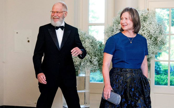 Disclose Regina Lasko's Married life with husband David Letterman