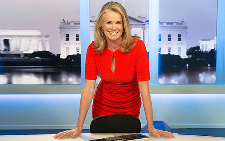 Katty Kay Married Husband Tom Carver and has Four Children