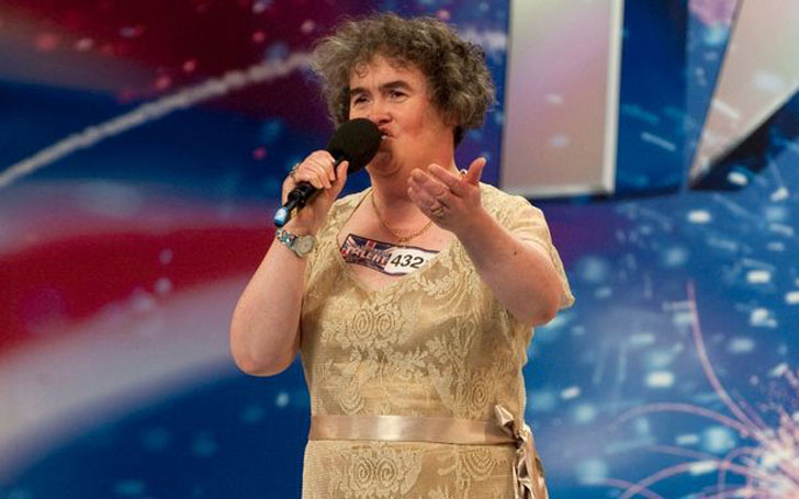 Five Facts You Didn't Know about Susan Boyle