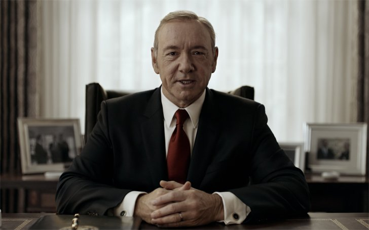 Five Shocking Facts about Kevin Spacey