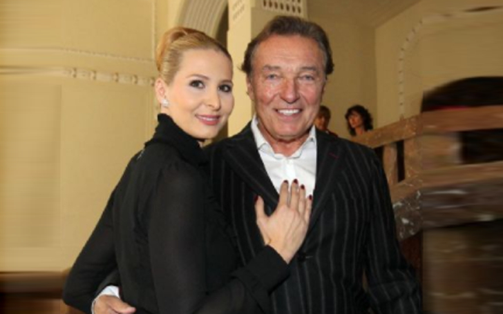 Karel Gott is Living Happily with Wife Ivana Gottova and Children, Know their Married Life