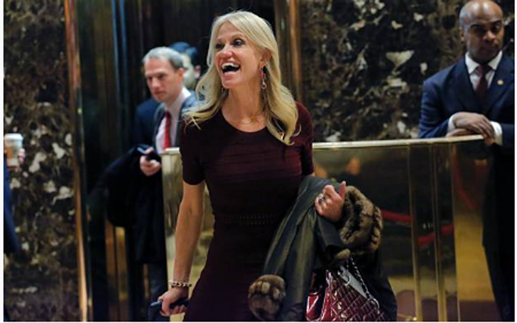 Kellyanne Conway's Undisciplined Behavior? Find out what happened in The White House