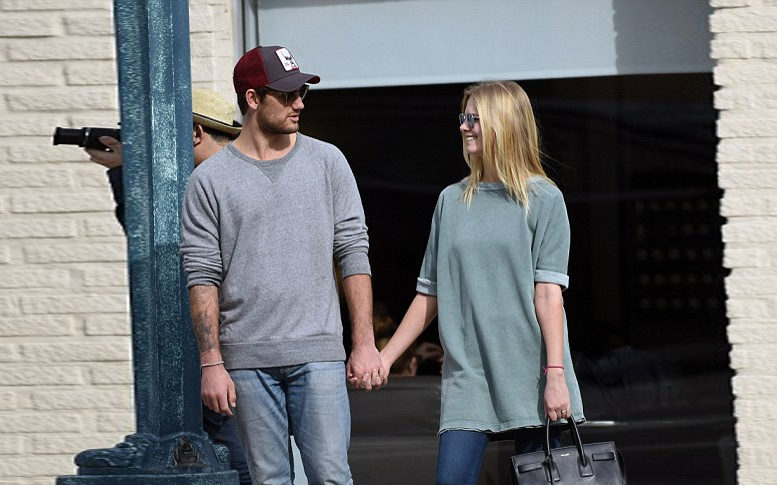 Alex Pettyfer and Marloes Horst Engaged after Dating for several years