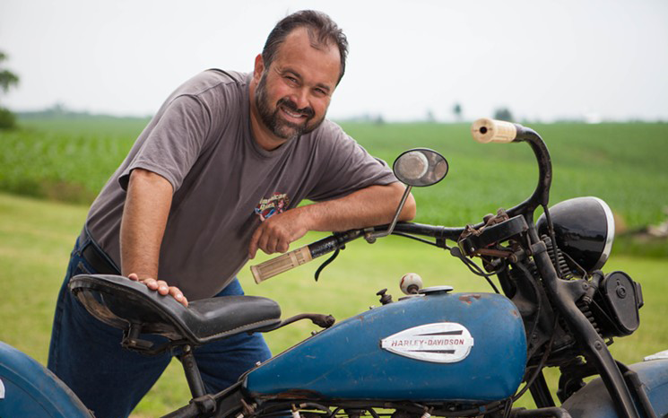 Everything You Need to Know about American Pickers' Frank Fritz