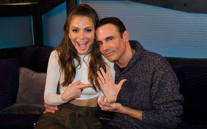 Maria Menounos Is Engaged to Longtime Boyfriend Keven Undergaro, Know about their Relationship