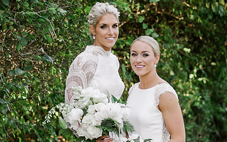The Newly Married Couple: Elena Delle Donne and Amanda Clifton are Happily Living their Life!