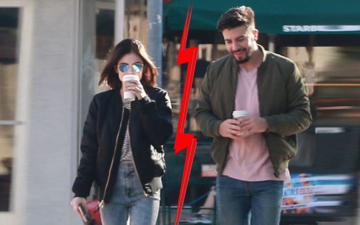 After Break up from Anthony Kalabretta, Has American Actress Lucy Hale now Been in a Relationship?