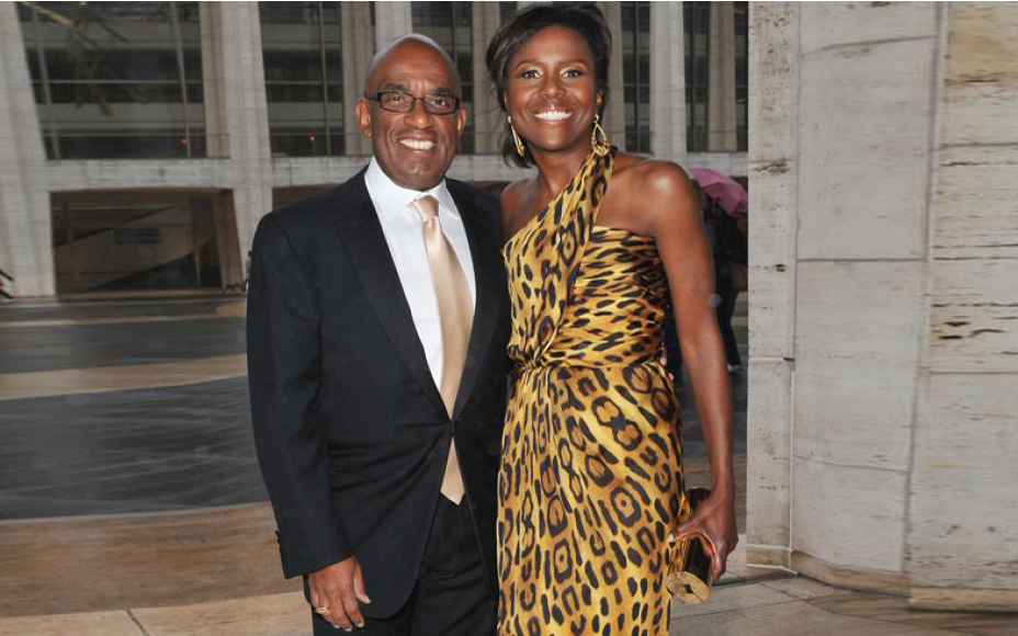 An Unsuccessful Marriage from wife Alice Bell, Al Roker Again Got Married to Deborah Roberts
