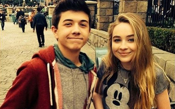 Sabrina Carpenter Had Been in a Relationship Bradley Steven Perry, Who is Dating Right Now?