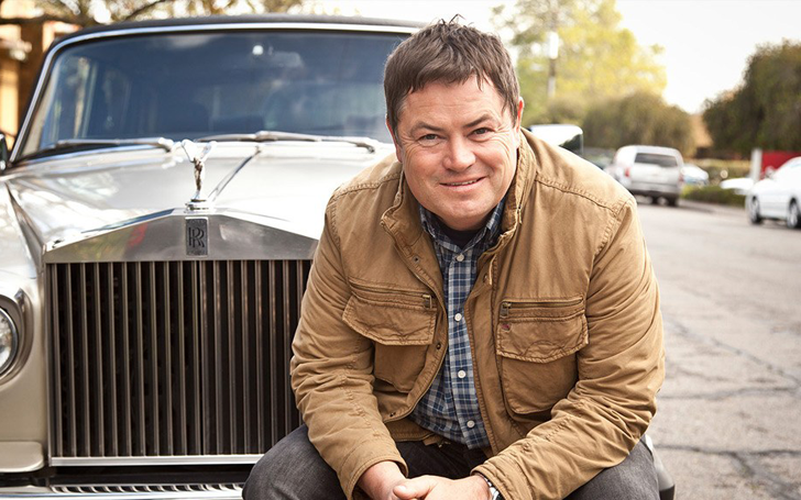 Everything You Wanted to Know about Wheeler Dealer's Mike Brewer