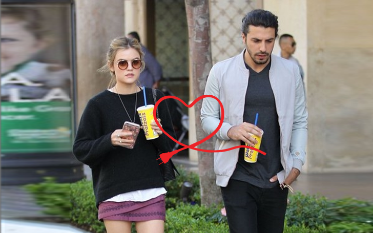 Lucy Hale still Dating or Broke up with Anthony Kalabretta? Know her Affairs and Relationship