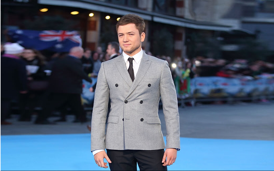 Taron Egerton Dating girlfriend, Who is she? Know his Affairs and Dating History