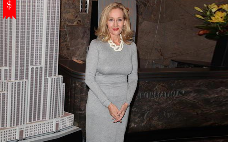 Neil Murray' Wife J. K. Rowling's Net Worth:Know all the Facts about her Income and Awards