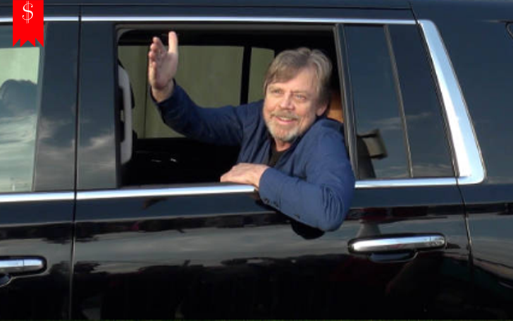 Marilou York' Husband Mark Hamill's Net Worth:Detail about his Salary, Career and Awards