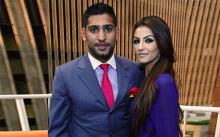 Amir Khan is Living Happily with his Wife Faryal Makhdoom and Children,Know about their Married Life