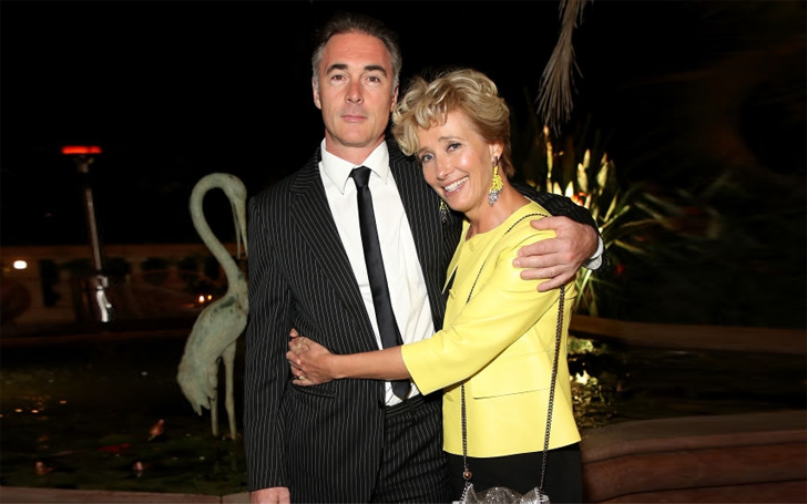 Emma Thompson is Living Happily with Husband Greg Wise and Children