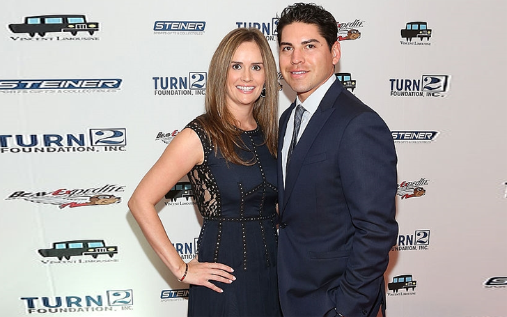 Jacoby Ellsbury is Living Happily with Wife Kelsey Hawkins, Know their Married Life