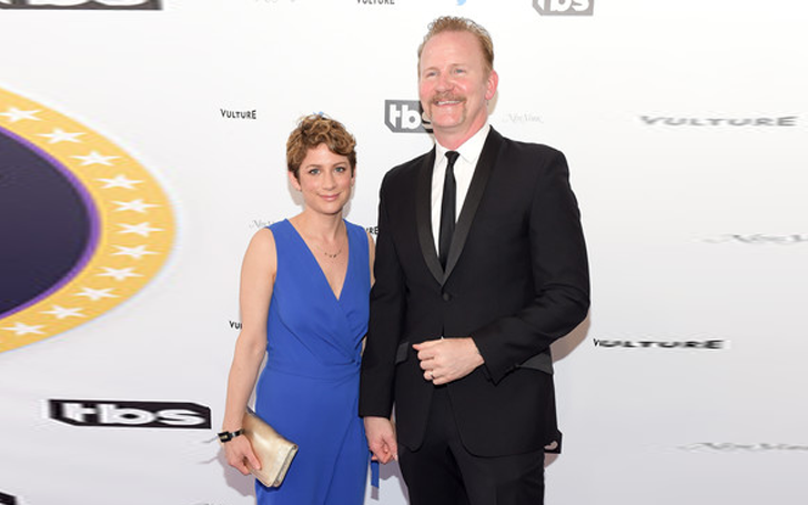 Morgan Spurlock is Living Happily with his Wife Sara Bernstein and Children After his First Divorce