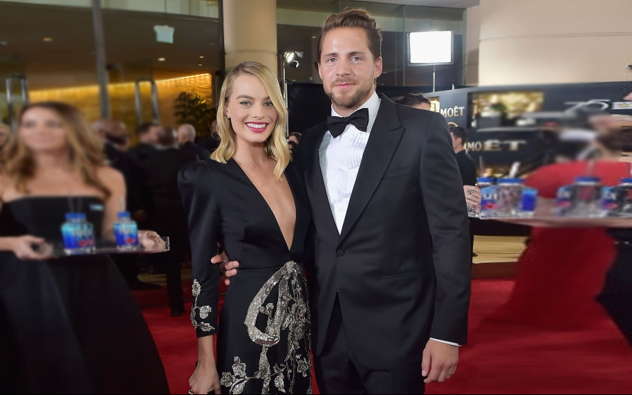 Actress Margot Robbie Married Husband Tom Ackerley, Blessed with a Child?