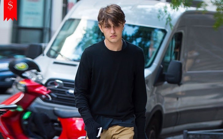 The TV Personality and Model Anwar Hadid; How Much Has He Estimated His Salary and Net Worth?