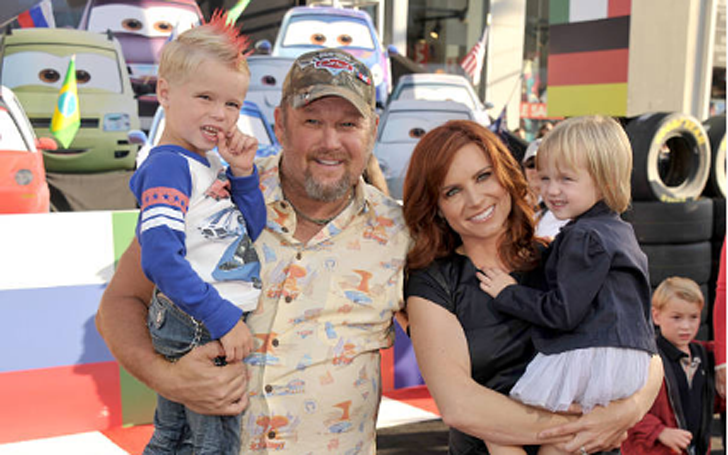 Larry the Cable Guy's wife Cara Whitney:Know Everything about her Married Life and Children