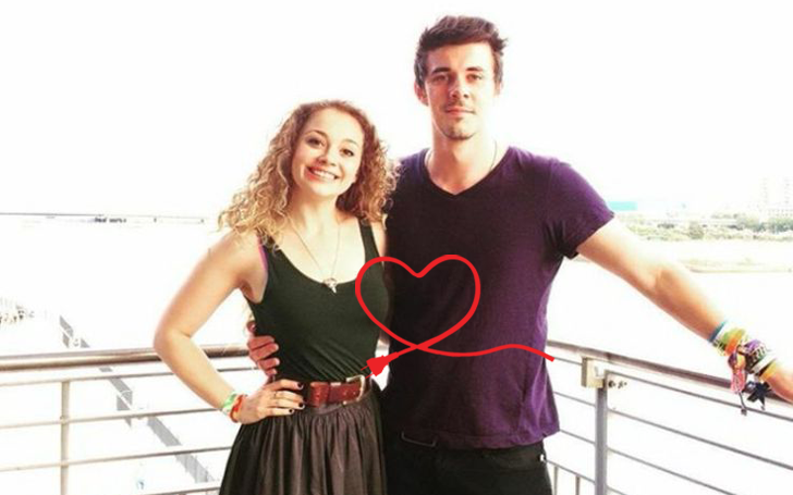 Carrie Fletcher Started Dating Pete Bucknall; Know in Detail about her Affairs and Relationship