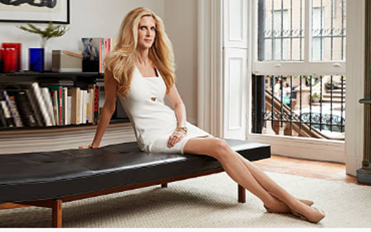 American commentator Ann Coulter has a Long list of Relationships, Who is She Dating Right Now?