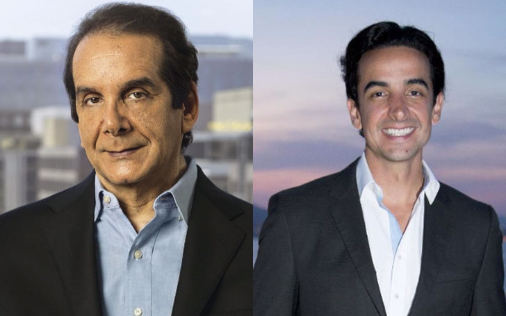 Five facts about Charles Krauthammer and son Daniel Krauthammer