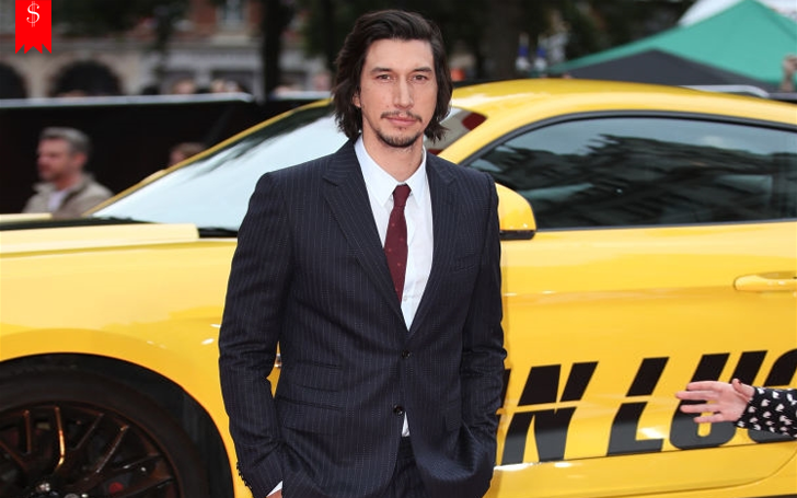Is Adam Driver's Net Worth only $2 Million! Is he Even A Rich Actor? Details on His House, Cars Collections and Earnings