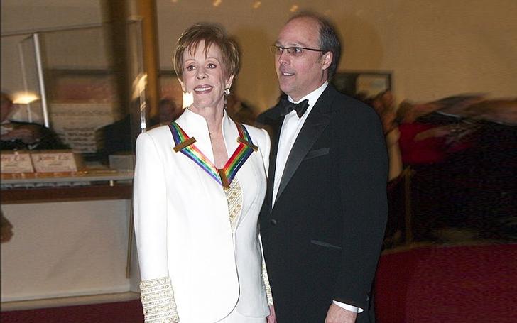 After divorcing Don Saroyan and Joe Hamilton, Carol Burnett Married Brain Miller