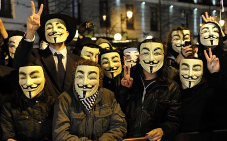 Five facts you need to know about Anonymous Group, Know all