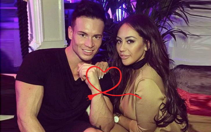 Sophie Kasaei and Joel Corry Started Dating since 2011, Are they Still in a Relationship?