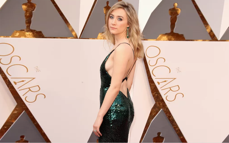 What is American-Irish Actress Saoirse Ronan's Current and Past Relationship Status?Exclusive Detail