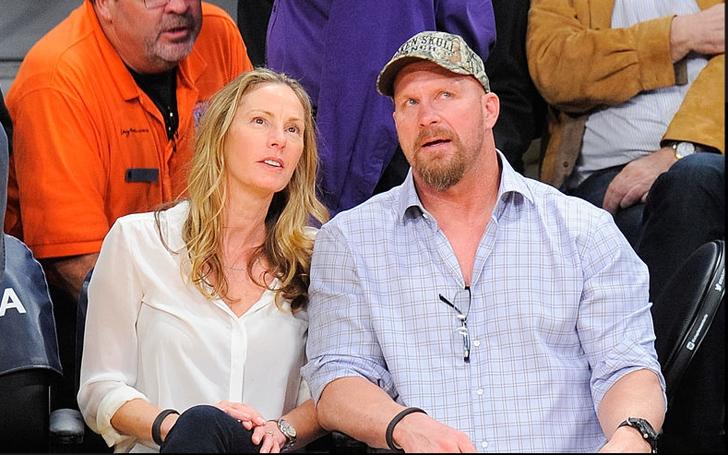 WWE Legend Steve Austin Married Kristin Austin after Divorce with Three Ex-Wives